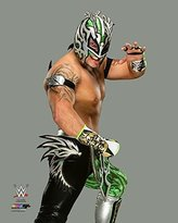"WWE Kalisto 2015 Posed Studio Photo (Size: 8"" x 10"")"