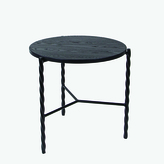 Von Iron Side Table