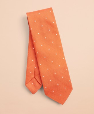 Brooks Brothers Dotted Twill Tie