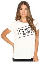 Moschino Chic T-Shirt Women's T Shirt