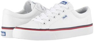 Keds Jump Kick Twill (White Twill) Women's Shoes