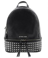 MICHAEL Michael Kors Rhea Leather Backpack With Studs