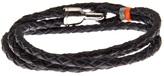 Miansai 'Trice' braided leather bracelet
