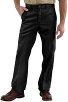 Carhartt Twill Work Pants - Factory Seconds (For Men)