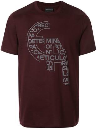 Emporio Armani GA T-shirt