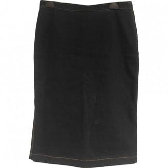 Prada Blue Denim - Jeans Skirt for Women