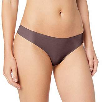 Hanro women's thong - invisible cotton, (Manufacturer Size: XS)