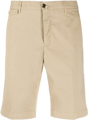Pt01 Slim-Fit Chino Shorts