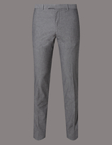 Autograph Slim Fit Pure Cotton Chinos With Stretch