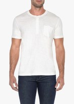 Trev Fitted V-Neck Henley