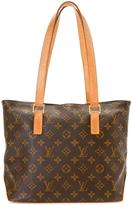 Louis Vuitton Pre-Owned Coated Canvas Cabas Piano Tote Bag