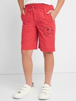 Gap Americana pull-on utility shorts
