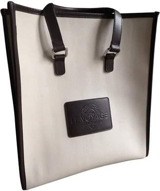 Patek Philippe Beige Cloth Handbags