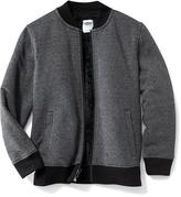 Old Navy Sherpa-Lined Bomber Jacket for Boys