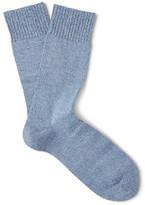 Falke Mélange Knitted Socks