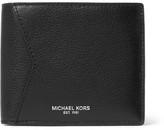 Michael Kors Full-Grain Leather Billfold Wallet