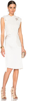 3.1 Phillip Lim Destroyed Lace Sleeveless Dress