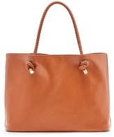 Sole Society Shaynelee Braided Handle Tote