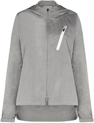 Y-3 CH1 hooded logo jacket