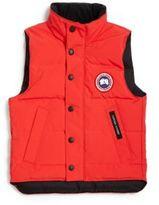 Canada Goose Girl's Vanier Vest