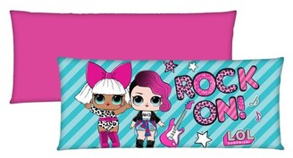 L.O.L Surprise! L.O.L. Surprise! Body Pillow, Kids Bedding, 4-Foot, Diva and Rocker