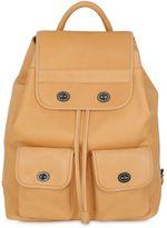 Mandarina Duck Medium Kyoto Leather Backpack
