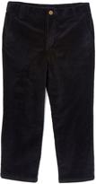 E-Land Kids Black 16-Wale Corduroy Pants - Boys