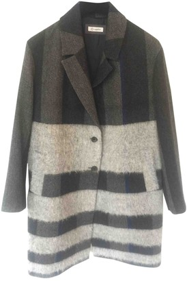 Cappellini Multicolour Wool Coat for Women