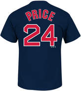 Majestic Men's David Price Boston Red Sox Player T-Shirt