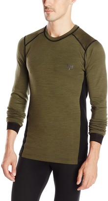 Helly Hansen Workwear Roskilde Crewneck Wool and Polypropylene Base Layer Shirt