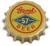 Original Penguin Beer Bottle Cap Lapel Pin