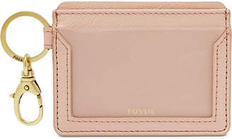 Fossil Leather Lee Card Case