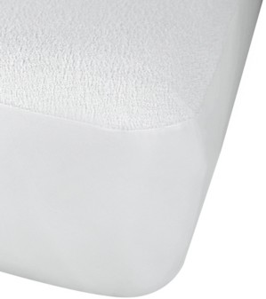 Protect A Bed Protect-a-Bed Queen Premium Cotton Terry Waterproof Mattress Protector
