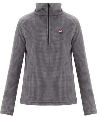 66°North 66north - Esja Half-zip Fleece Pullover - Mens - Grey