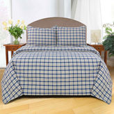 B. Smith Park Park Buffalo Plaid 3-pc. Duvet Cover Set