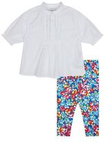 Polo Ralph Lauren Shirt & Leggings Set