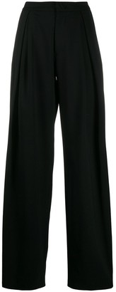 A.F.Vandevorst Party side stripe trousers