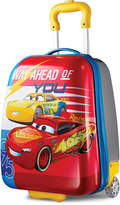 """American Tourister Disney Cars 18"""" Hardside Rolling Suitcase"""