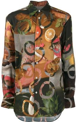 Vivienne Westwood Fruit Print Shirt