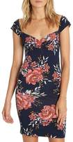 Billabong Go On Floral Print Dress