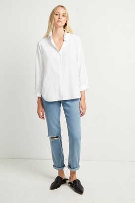 French Connenction Crepe Light Classic Shirt