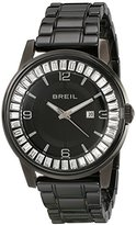 Breil Milano Women's TW1156 Orchestra Analog Display Japanese Quartz Black Watch