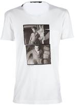 'James dean' t-shirt