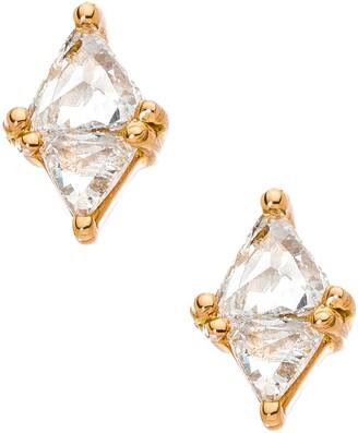 Sethi Couture Diamond Stud Earrings