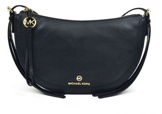 Michael Kors Camden Black Crossbody Bag
