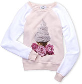 Wildfox Couture Girls 4-6x) Soft Serve Pullover