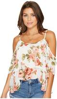 Show Me Your Mumu Romance Ruffle Top Women's Clothing