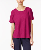 Eileen Fisher Hemp-Organic Cotton T-Shirt