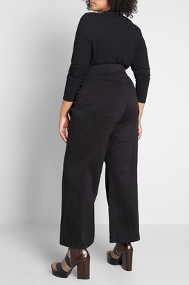 ModCloth The Style Is Yours Wide Leg Pants