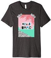 Hello Summer Beach | Premium Slim Fit | Vintage 80s & 90s